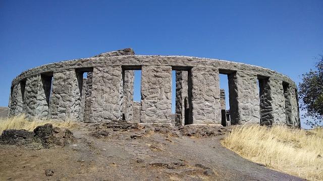 památník Stonehenge
