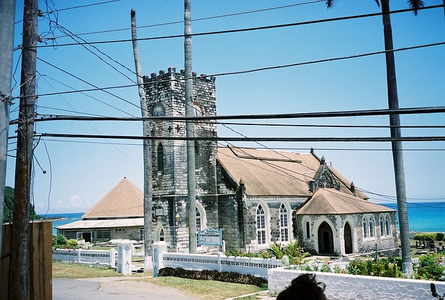anglikánský kostel