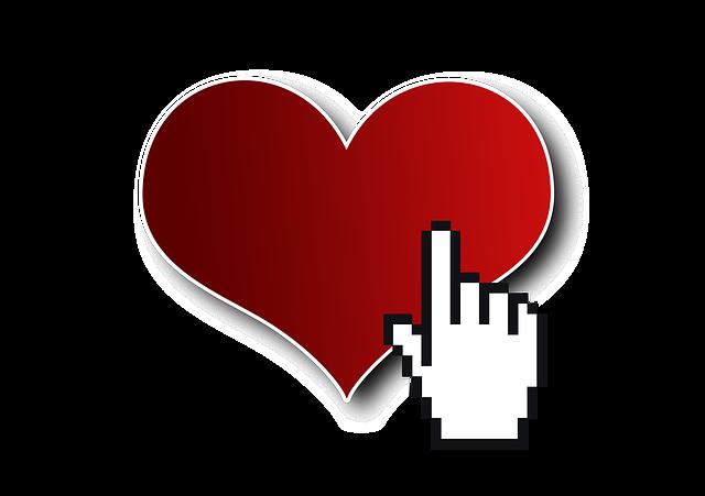 láska přes PC