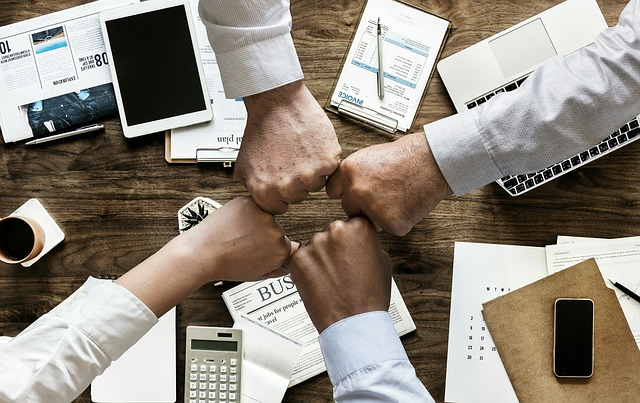 spolupráce zaměstanců